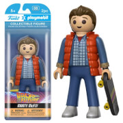 Funko x Playmobil: Back to the Future - Marty McFly Verzamelfiguur