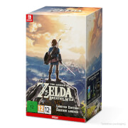The Legend of Zelda: Breath of the Wild (Limited Edition) (Nintendo Switch)