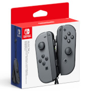 Grey Joy-Con Controller Set (L+R)