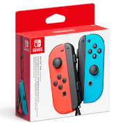 Neon Red Joy-Con (L) and Neon Blue Joy-Con (R)