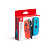 Joy-Con Pair (Neon Red/Neon Blue)