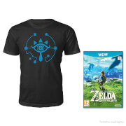 The Legend of Zelda: Breath of the Wild + T-Shirt (Wii U)