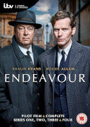 Endeavour - Series 1-4