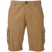 Threadbare Men's Hulk Cargo Shorts - Tan
