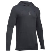 Under Armour Men's Ali Wordmark Triblend Hoody - Black