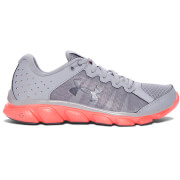 Under Armour Women's Micro G Assert 6 Running Shoes - Steel