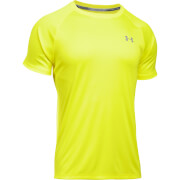 Under Armour Men's Speed Stride Run T-Shirt - Yellow Ray