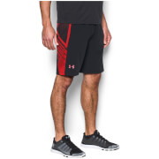Under Armour Men's Supervent Shorts - Black/Red