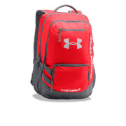 Under Armour Hustle II Backpack - Red/Graphite