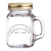 Set 12 Kilner Mini Handled Jar - 140ml