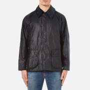 Barbour Men's Bedale Wax Jacket - Navy