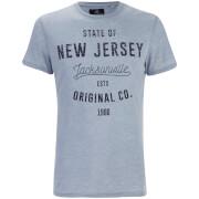 Camiseta Threadbare State - Hombre - Azul claro