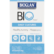 Bioglan BioHappy Daily Cultures - Pack of 24 Sachets