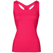 Asics Women's Elite Run Tank Top - Diva Pink