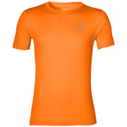 Asics Men's Stride Run T-Shirt - Orange