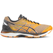 Asics Men's Gel Cumulus 18 Running Shoes - Hot Orange/Black