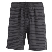 Asics Men's FuzeX Print 7 Inch Run Shorts - Dark Grey