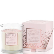Baylis & Harding Pink Prosecco & Cassis 1 Wick Candle