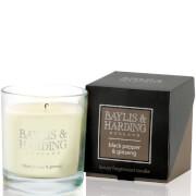 Baylis & Harding Black Pepper & Ginseng 1 Wick Candle