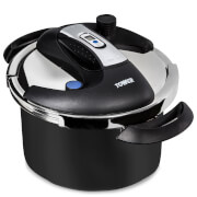 Tower Pro 4L One Touch Pressure Cooker - Black