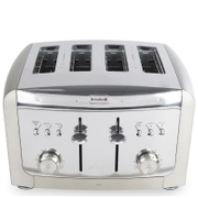 Breville VTT311 Elements 4 Slice Toaster - Stainless Steel