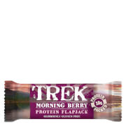 Trek Morning Berry Protein Flapjack - 50g