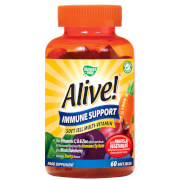 Nature's Way Alive! Immune Support Soft Jells - 60 Soft Jells