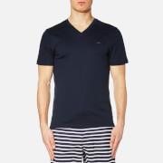 Michael Kors Men's Sleek Mk V Neck T-Shirt - Midnight