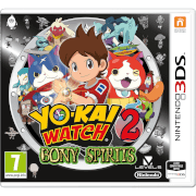 Yo Kai Watch 2: Bony Spirits