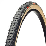 Challenge Grifo Clincher Cyclocross Tyre - Black/Tan - 700c x 33m