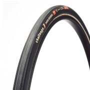 Challenge Paris Roubaix 200 TPI Clincher Road Tyre - Black/Tan - 700c x 27mm