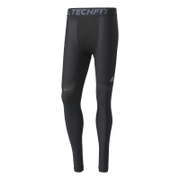 adidas Men's TechFit Climachill Tights - Black