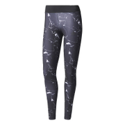 adidas Women's Ultimate Tights - Print/Black