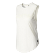 adidas Women's Away Day Tank Top - White