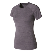 adidas Women's Performance T-Shirt - Trace Grey