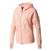 adidas Women's ZNE Hoody - Still Breeze
