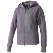 adidas Women's ZNE Hoody - Trace Grey