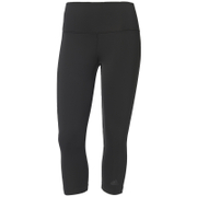adidas Women's D2M 3/4 Tights - Black