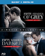Fifty Shades Darker + Fifty Shades of Grey - Double Pack (Includes Digital Download)