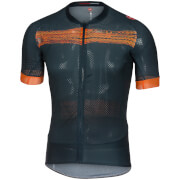 Castelli Climbers 2.0 Jersey - Midnight Navy/Orange