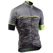 Northwave Mind Field Jersey - Black/Yellow