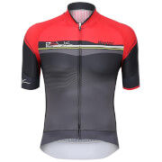 Santini Sleek Plus Jersey - Red