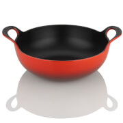 Le Creuset Signature Cast Iron Balti Dish - 24cm - Cerise