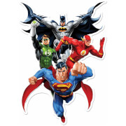 Justice League (JLA Heroes) Wall Art