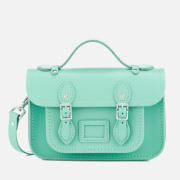 The Cambridge Satchel Company Women's Mini Satchel Bag - Verdigris