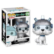 Rick and Morty Snowball Pop! Vinyl Figur