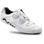 Northwave Extreme Cycling Shoes - Reflective White
