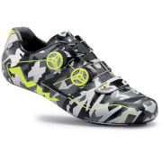 Northwave Extreme Cycling Shoes - Reflective Camo/Yellow