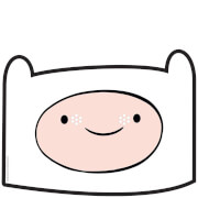Adventure Time Finn Mask