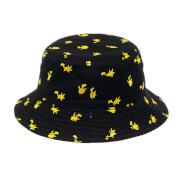 Gorro lluvia Pokémon Pikachu - Negro